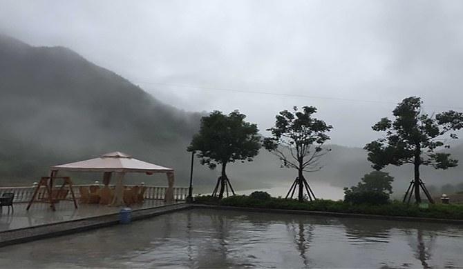 千岛湖常锦庄园湖景双床房