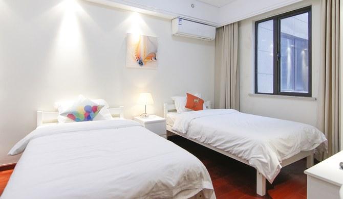 上海北歐風情悅蘭酒店公寓舒適標間